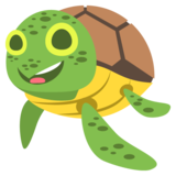 Turtle on JoyPixels 2.0