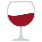 Wine Glass on JoyPixels 2.0