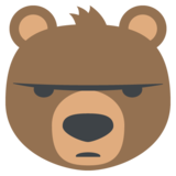 Bear on JoyPixels 2.1