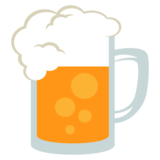 Beer Mug on JoyPixels 2.1