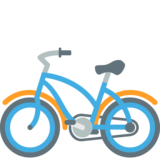 Bicycle on JoyPixels 2.1