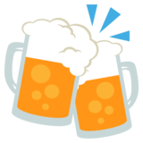 Clinking Beer Mugs on JoyPixels 2.1