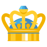 Crown on JoyPixels 2.1