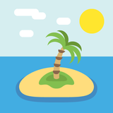 Desert Island on JoyPixels 2.1