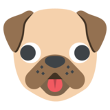 Dog Face on JoyPixels 2.1