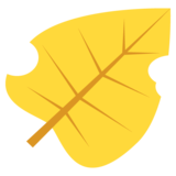 Fallen Leaf on JoyPixels 2.1