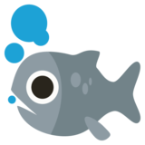 Fish on JoyPixels 2.1