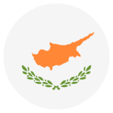 Flag: Cyprus on JoyPixels 2.1