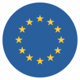 Flag: European Union on EmojiOne 2.1