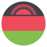 Flag: Malawi on JoyPixels 2.1