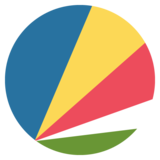 Flag: Seychelles on JoyPixels 2.1