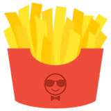 French Fries on JoyPixels 2.1