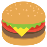 Hamburger on JoyPixels 2.1