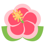 Hibiscus on JoyPixels 2.1