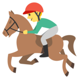 Horse Racing on EmojiOne 2.1