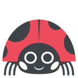 Lady Beetle on JoyPixels 2.1