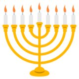 Menorah on JoyPixels 2.1