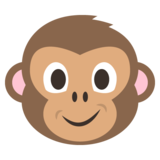 Monkey Face on JoyPixels 2.1