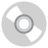 Optical Disk on JoyPixels 2.1