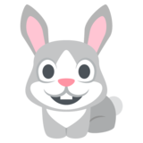 Rabbit on JoyPixels 2.1