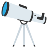 Telescope on JoyPixels 2.1