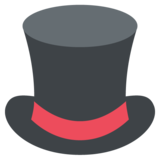 Top Hat on JoyPixels 2.1