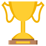 Trophy on JoyPixels 2.1