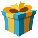 Wrapped Gift on JoyPixels 2.1