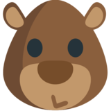 Bear on JoyPixels 1.0