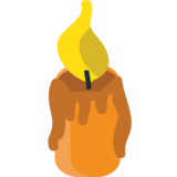 Candle on JoyPixels 1.0
