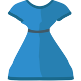 Dress on EmojiOne 1.0