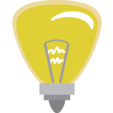 Light Bulb on JoyPixels 1.0
