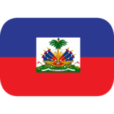 Flag: Haiti on JoyPixels 1.0