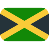 Flag: Jamaica on JoyPixels 1.0