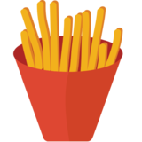 French Fries on JoyPixels 1.0