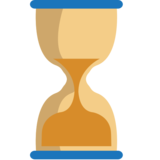 Hourglass Not Done on JoyPixels 1.0
