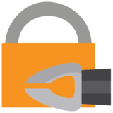 Locked With Pen on JoyPixels 1.0