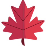 Maple Leaf on EmojiOne 1.0