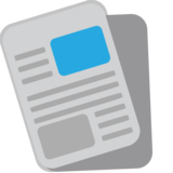 Newspaper on EmojiOne 1.0