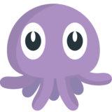 Octopus on JoyPixels 1.0