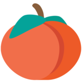 Peach on EmojiOne 1.0