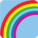 Rainbow on JoyPixels 1.0