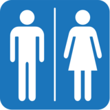 Restroom on JoyPixels 1.0
