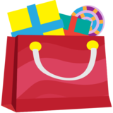 Shopping Bags on JoyPixels 1.0