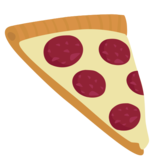Pizza on JoyPixels 1.0
