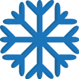Snowflake on JoyPixels 1.0