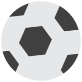 Soccer Ball on JoyPixels 1.0