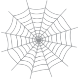 Spider Web on JoyPixels 1.0