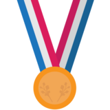 Sports Medal on JoyPixels 1.0