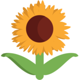 Sunflower on JoyPixels 1.0